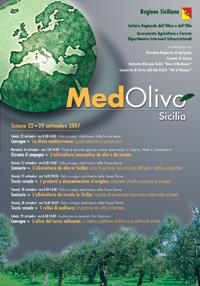Manifesto di MedOlivo Sicilia
