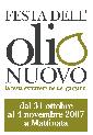 Logo Festa dell'olio Mattinata Gargano Foggia Puglia