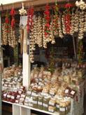 mercatino a Mattinata nel Gargano