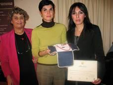 Altre vincitrici al concorso La Degustarice di Olio d'Oliva