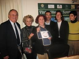 Vincitrice della seconda edizione del concorso La Degustatrice di olio d'Oliva
