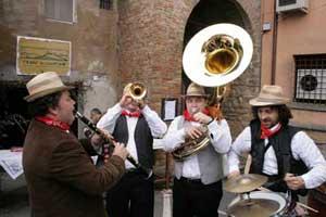 Selecta a Roncofreddo in Emilia Romagna