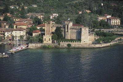 Torri del Benaco sul Lago di Garda