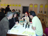 Workshop olio in Sardegna